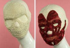 Just saying ... the Night Owls need some undercover night masks, why not make them anatomical?