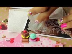 Simple Nail Art Tutorial - Ginger Breadhouse Designs | Makeup Tutorial Video... See More Here : http://goo.gl/jDA1dc  Follow the instructions, This step-by-step video guide will show you EXACTLY how to get started...  Hope Your Enjoy! ..... Like, Share, Comment & Subscribe Us!  More Makeup Tutorial videos ... Click Here: https://www.youtube.com/channel/UC3SbRN6zFEgCdnKHZj28B4w #nailart #nailarttutorial #nailarttutorialvideo