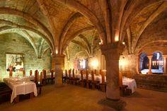 Hostellerie de l'Abbaye de La Celle  - D.Bordes via @harpertravel