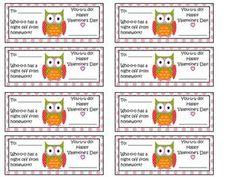 FREEBIE Valentine Homework Pass