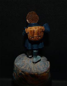 Eureka! miniature painting: Cuero Desgastado - Tutorial