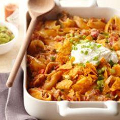 Recipe: Chicken Enchilada Pasta
