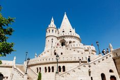 Fisherman's Bastion © VIENNA SIGHTSEEING TOURS / Bernhard Luck
