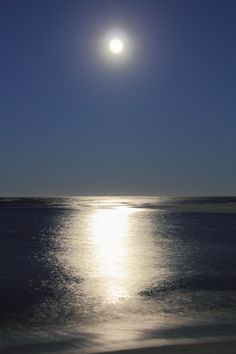 http://www.printedart.com/content/shinning-harvest-moon  Roupen Baker: Shining Harvest Moon  Available with acrylic finish for a float-on-the-wall display in sizes up to 44 x 66 inches.  A Harvest Moon shines onto the Atlantic Ocean and Beach, Cape Cod