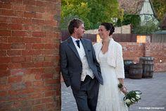 Sarah and Martin's real life wedding at Bassmead Manor Barns - i-d Image Development English Heritage, October 2014, Barns, Special Day, Real Weddings, Rustic Wedding, Real Life, Wedding Venues, Romance