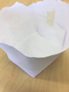 Facial Tissue, Container