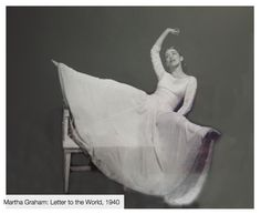 """""""Martha Graham: Letter to the World"""" Barbara Morgan ––––– """"Dancing Atoms: Barbara Morgan Photographs"""" –––– On view now until May 12, 2015 ––––– Her legacy of observing life in relation to """"dancing atoms"""" is forever preserved on film and on paper, providing a glimpse into her world of photography, painting, light and modern dance."""