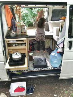 Nach unserer Ersten Übernachtung in Berlin, mit Frühstück im Bus