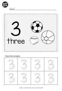 best free prek math worksheets and activities images  pre k  free prek number  tracing worksheet pre k math worksheets toddler  worksheets