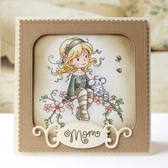 Peppermint Patty's Papercraft: For Mom