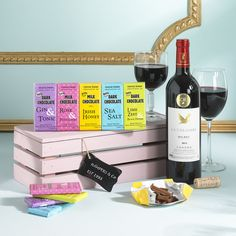 17 Best Wine Gifts Images Wine Gifts Gift Crates Hampers
