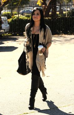 Demi Lovato - Demi Lovato Sighting
