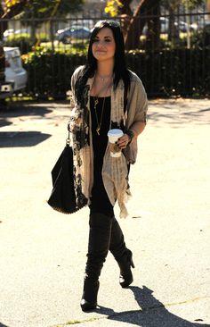 Demi Lovato - Demi Lovato Sighting