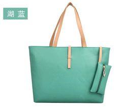 promation! hot! vintage simple cuir pU messenger sacs de sac à main de couleur de sucrerie fashion lady ladies sac à