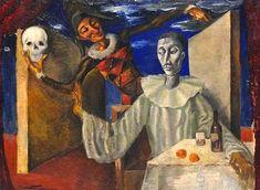 Montenegro, Roberto Skull Pierrot
