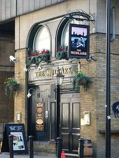 The Mudlark Pub, Southwark, London