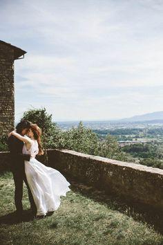 Italy Wedding Inspiration | Photo by Serena Cevenini