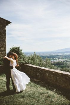 Italy Wedding Inspiration | Photo by Serena Cevenini