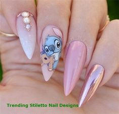 Sexuality Acrylic Stiletto Nails In 2019 Summer Sexuality Acrylic Stiletto Nails In 2019 Summer Nail Art Connect stilettonails summernails acrylicnails Disney Acrylic Nails, Best Acrylic Nails, Summer Acrylic Nails, Summer Nails, Pastel Nails, Disney Nail Designs, Cute Nail Designs, Acrylic Nail Designs, Acrylic Art
