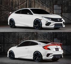 2016 civic si - Google Search Honda Civic 2017, Honda Civic Si Coupe, Civic Car, Honda Bikes, Honda Cars, Câmbio Manual, Honda Shadow, Cute Cars, Sexy Cars