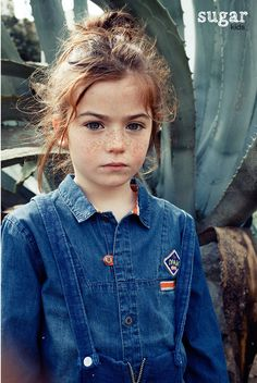 Arrieta from Sugar Kids for Babiekins Magazine by Nina W. Melton | SugarKIDS
