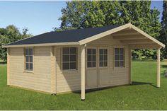 Standard Log Cabin Helgoland