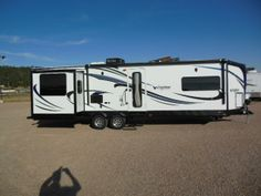 2013 FOREST RIVER V-CROSS 32VTS Located on I-90 in Summerset, South #Dakota, in between #RapidCity and #Sturgis. #Campers & #RV