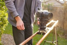 How to Make a Professional Camera Slider for Less Than $50.