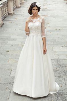 Vivian | Suknie ślubne, sukienki do ślubu – Annais Bridal