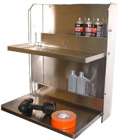 Pit Products Double Tray Work Station - FREE SHIPPING 225