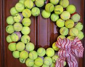 Tennis wreath!