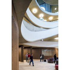 オックスフォード大学にH&dMによる新校舎完成|OXFORD | カーサ ブルータス