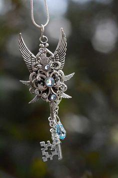 Divinity in Silver Key