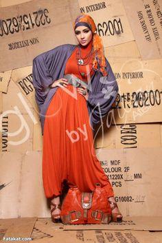 Eid hijab fashion by Glow