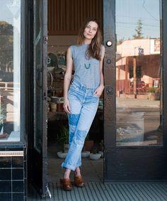 Hannah Henderson of General Store Makes Us Swoon #refinery29  http://www.refinery29.com/2014/01/61206/hannah-henderson-general-store