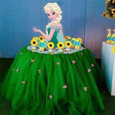 Столики-принцессы для кенди бара - Декор для стола своими руками - Сервировка стола - Каталог статей - Устроим Праздник! Бесплатные шаблоны на день рождения
