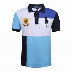 Cheap Polo RL Country Riders Jockey Club White-Skyblue Outlet Sale