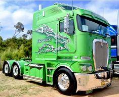 Semi Trucks, Big Trucks, Cab Over, Buses, Cat, Vehicles, Diesel Trucks, Pickup Trucks, Old Cars