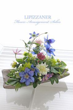 水天宮 谷や和(KAZU)様へ <エントランス編> | LIPIZZANER Flower Arrangement Salon