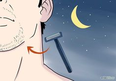 How to Prevent Razor Burn: 14 Steps (with Pictures) - wikiHow. The BF is having some major issues with this :)