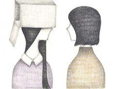 "Check out new work on my @Behance portfolio: ""나를 보는 그대의 생각에 망각이 있다. oblivion"" http://be.net/gallery/47632367/-oblivion"