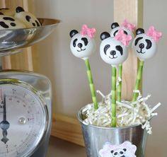 Panda Tea Party | CatchMyParty.com