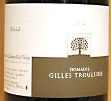 2012 Gilles Troullier Boreal Syrah 750 mL Wine *** For more information, visit image link. http://www.amazon.com/gp/product/B00NLPS3TG/?tag=wine3638-20&phi=031016052412