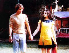 Leonard Whiting #Olivia Hussey #Romeo and Juliet 1968