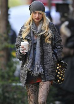 Love her style taylor momsen Cozy Winter Outfits, Winter Wear, Autumn Winter Fashion, Winter Style, Fall Fashion, Love Her Style, Style Me, Taylor Momsen, Going Gray