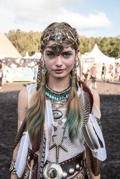 News - glo tatts boho bohemian gypsy style boho gypsy, hippi Boho Gypsy, Boho Hippie, Hippie Style, Ethno Style, Gypsy Style, Coachella 2016, Festival Coachella, Festival Costumes, Festival Outfits