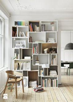 Salon styl Skandynawski Salon - zdjęcie od kodywnetrza - Homebook.pl