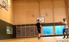 Hilarious basketball fail | Gif Finder – Find and Share funny animated gifs