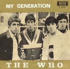 A truly groundbreaking song in British rock history was born 50 years ago today, when on 13 October, 1965, The Who recorded 'My Generation.'