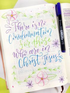 5 Creative Ways to Use Tombow's Fudenosuke Colors. Learn how with Brush Lettering, Hand Lettering, Tombow Fudenosuke, Tombow Usa, Tombow Dual Brush Pen, Sketch Notes, Bible Art, Coordinating Colors, Flower Shape